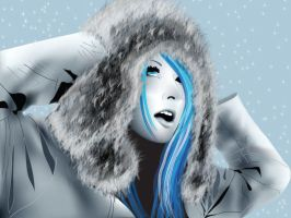 Let it Snow by MyDemonMuse