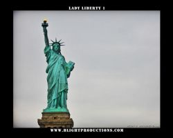 Lady Liberty 1 by BlightProductions