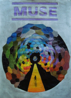Muse poster by L-Justine