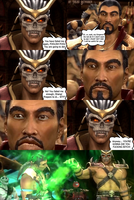 Mortal Kombat Fiasco: Ep2: Shao Kahn the cruel by TialasBetruger