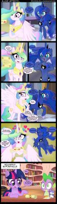 A love letter to... by Coltsteelstallion