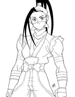 Quickdraw - Street Fighter Ibuki by Mono-Phos