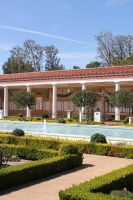 Getty Villa Large Fountain by meeks105