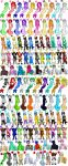 114 cheap adoptables (OPEN!!!) by Aillitrom-Guardian
