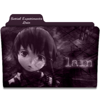 Serial Experiments Lain by codonkmt