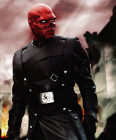 The Real Red Skull by centric-prometheus