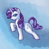 Rarity by Vogelspinne