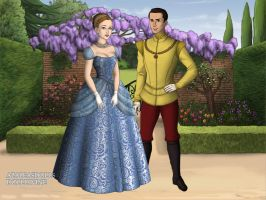 The Tudors: Cinderella and PrinceCharming by moonprincess22