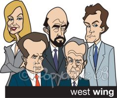 West wing by Loopydave