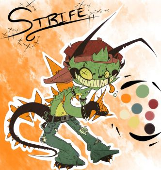 Strife by TheInkImp