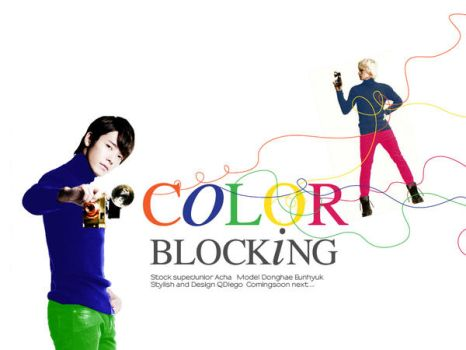 Color Blocking by qdlego