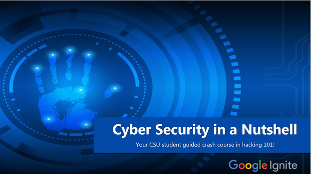 Cyber Security Presentation 1 (Hacking 101) by TheRebelPhoenix