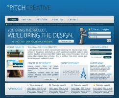 Pitch Creative by Hyb9 by designerscouch