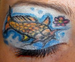 tatto eyemakeup by nicolec1986