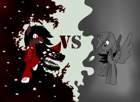AuA Season 2 - Alucard Vs. Lightning/Spectar by ArdonSword