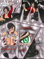 Mini EVB: Ada Wong VS Slime Wall! - Page 1 by ForeverNyte