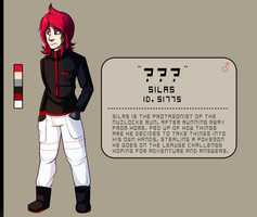SS: Silas Reference by zygardenRP