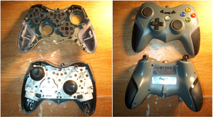 Arkham Controller by DTWX