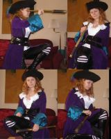 Hoist the Jolly Roger by XantheDaemon