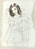 Mary Marvel by emmvill