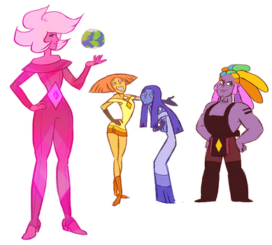 Gems by french-teapot