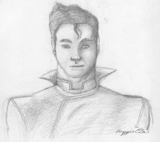 sketchAday: 31  BOLIN by May5Rogers99