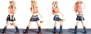 Applejack Cosplay by CherrySteam