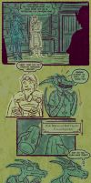 Oh, Skyrim. by ceallach-monster
