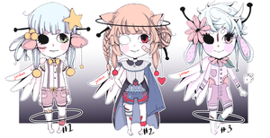 [Winglace] [Adoptable] [OPEN AUCTION]