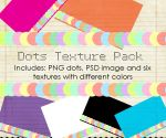 Dots Texture Pack by joiiag
