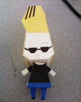 Paper Doll: Jonny Bravo by Innocently-Creating
