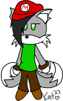 PC: Chibi Dexter with a Mario hat by Katrins23