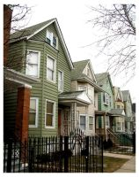 Chicago Houses by homrqt