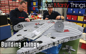 Just Manly Things: Building Things by Ztrl
