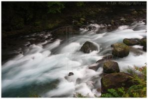 Nikko River by K-Tak