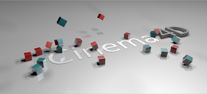 First CINEMA 4D Test by DGalious