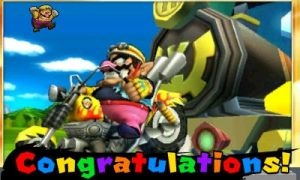 Wario Classic Ending by UKD-DAWG