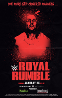 Royal Rumble 2015 Poster by LilouFranchise