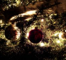 .:Inside the Christmas Tree:. by underneath-the-paint