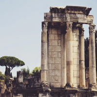 Palatine Hill. by fadetouch