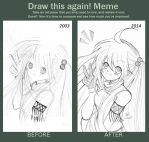 Draw this again! Meme by nabari