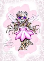 Megatron in tutu... by drifting-willow