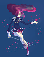 Utena- The Revolutionary Beauty by Nabashio