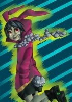 The bunny life chose me!! by X-Obake-X