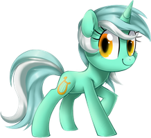 Lyra Heartstrings by jpstardust