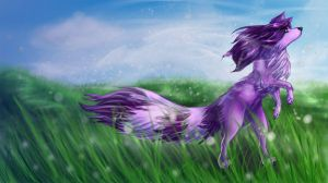 Spirits in the wind by Psychopomp16