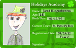 Jared I.D. by sbemail10