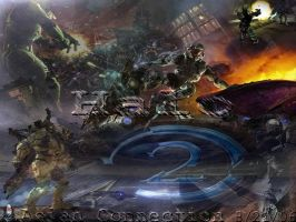 Halo Collage 2 by AznX33