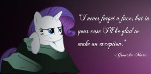 Rarity: An Exception by Paris7500