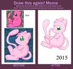 Draw This Again Mew by Kat-Skittychu